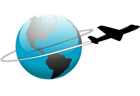 global air travel